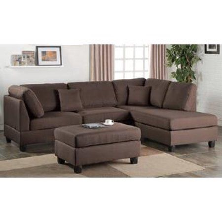 Ikea Sofa Bed Pistoia Pieces Sectional Sofa with Ottoman Upholstered in Fabric wallyswarehouse