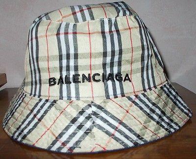 8083e2b6b13 New style balenciaga words men women baseball cap hat bucket burberry