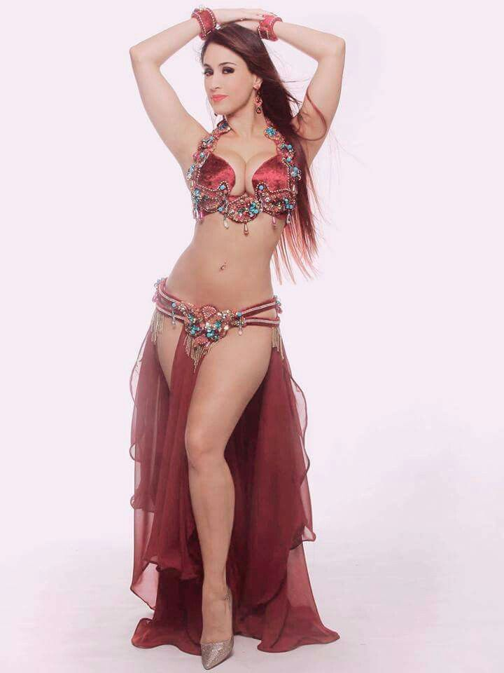 Exotic erotic belly dancer from bollywood 6