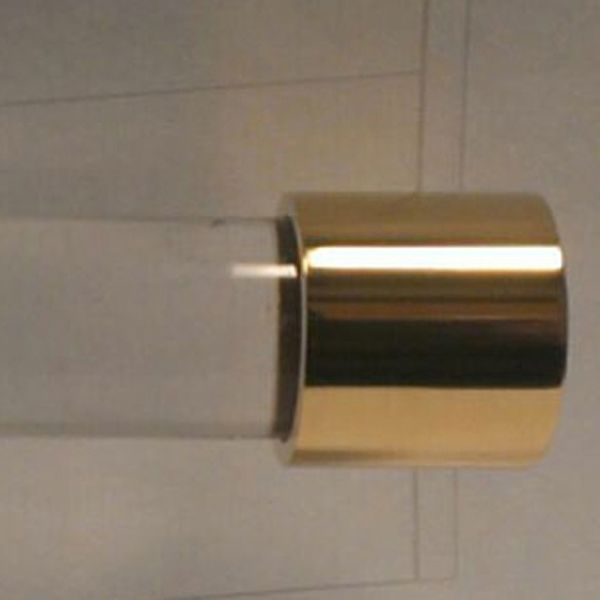 End Cap For Rods Brass Curtain Rods Drapery Rods Hardware Curtain Rod Ends
