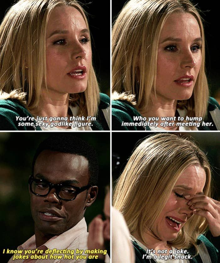 """Photo of 22 Hilarious Eleanor Quotes From """"The Good Place"""" – Shawna Blog"""