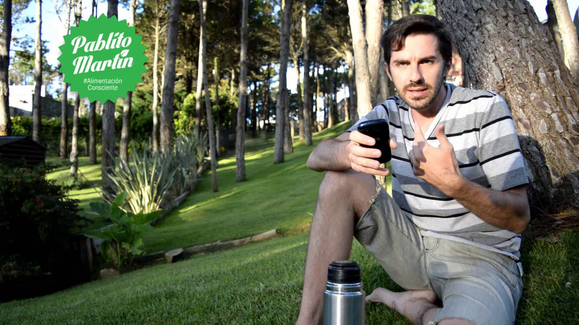 Pablito Martin responde 01: Spirulina y semillas #AlimentaciónConsciente