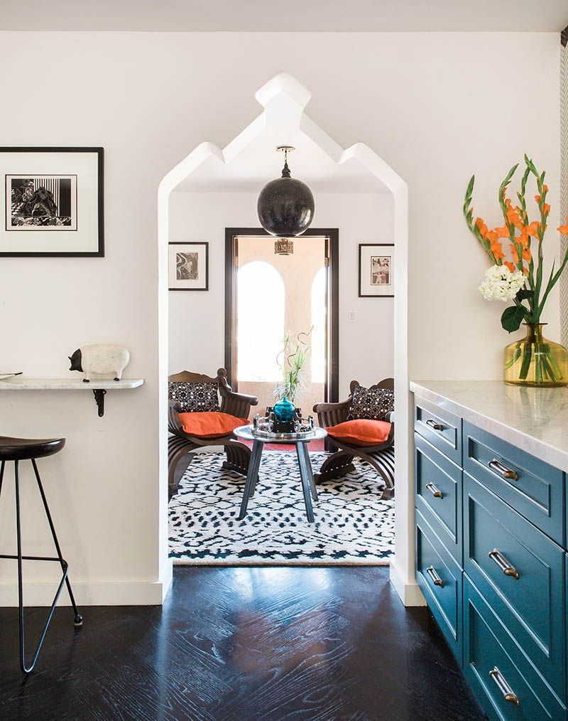 step inside candis cayne s los angeles dream home home pinterest rh pinterest com