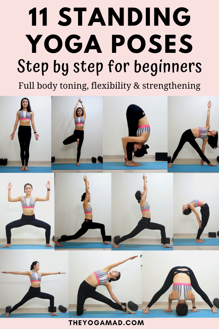 31+ Standing yoga poses with names trends