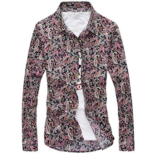 APTRO Men's Fashion Colorful Floral Long Sleeve Hawaiian Beach Shirt #01 S APTRO http://www.amazon.co.uk/dp/B010UTTKTM/ref=cm_sw_r_pi_dp_uepywb0QZ4J1R