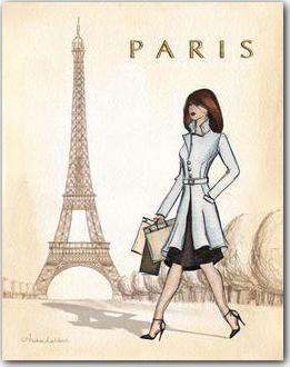 Ladie of Paris