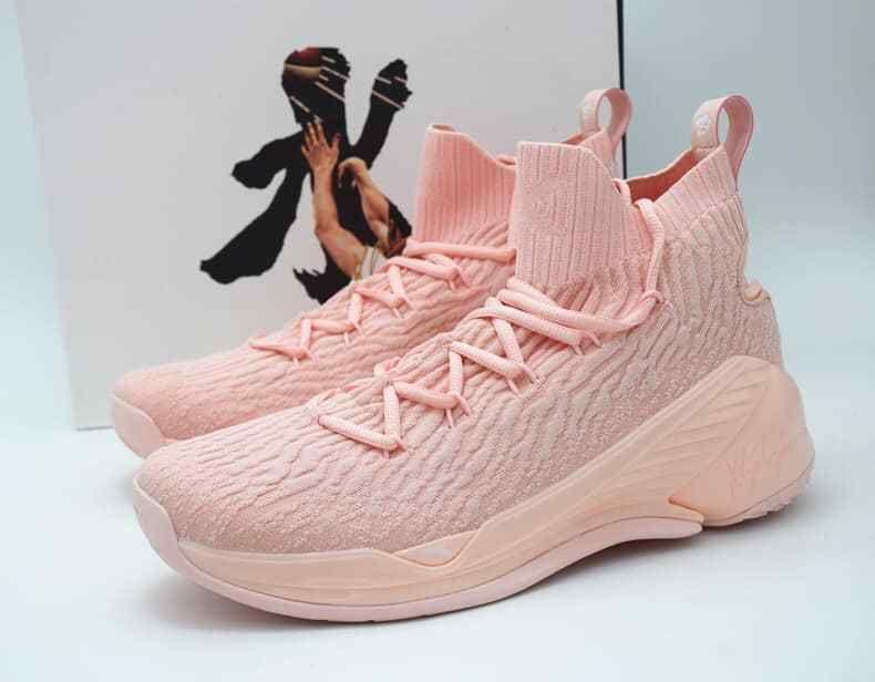 Nike 2018 KD10 BLUEGOLD Blue Basketball Shoes