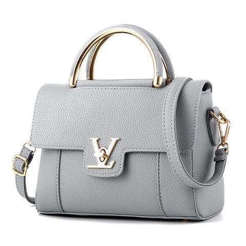 622c1ad5d7 2018 Hot Flap V Women s Luxury Leather Clutch Bag Ladies Handbags Brand  Women Messenger Bags Sac A Main Femme Famous Tote BagC97