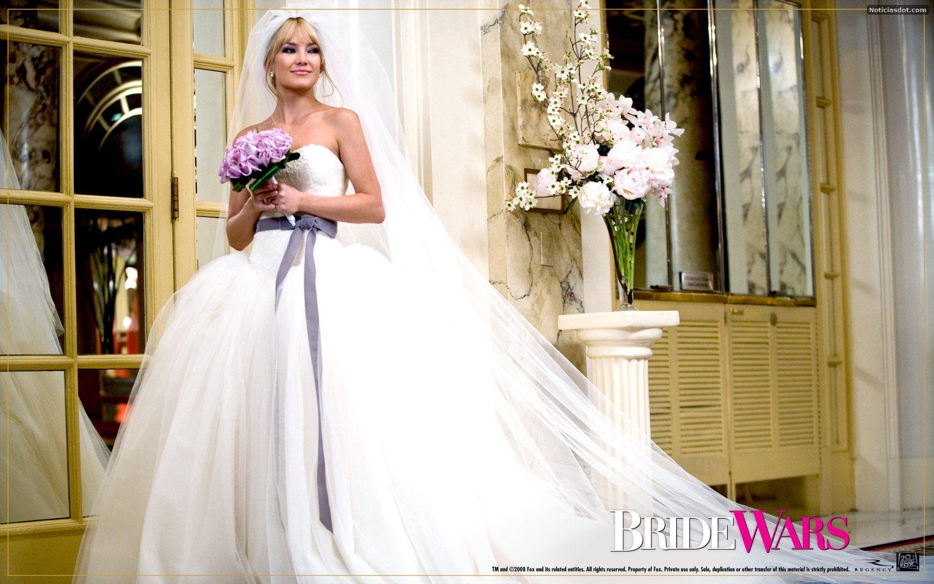 Bride Wars Vera Wang Gown Spectacular Bride Wars Hochzeitskleid Brautkleid Schlicht