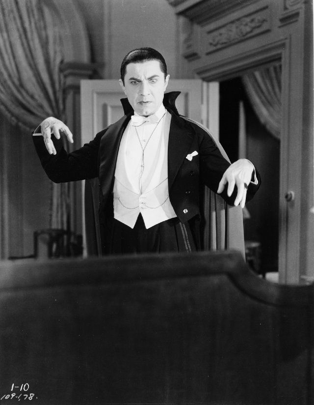 """Still of Bela Lugosi in """"Dracula"""". Béla Ferenc Dezső Blaskó, commonly known as Bela Lugosi, was a Hungarian actor of stage and screen. Wikipedia  Born: October 20, 1882, Lugoj  Died: August 16, 1956, Los Angeles  Height: 6' 1"""" (1.85 m)  Buried: Holy Cross Cemetery  Spouse: Hope Lininger (m. 1955–1956), Lillian Arch (m. 1933–1953)"""