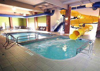 Quality Inn Jamestown Nd Jamestown Inn Water Park