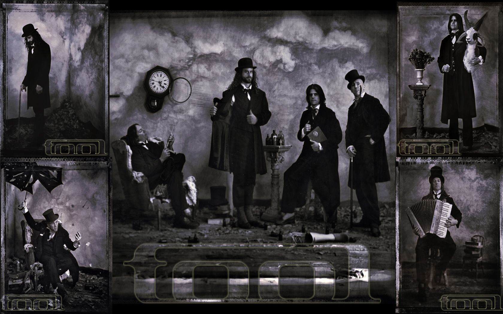 Tool Band Collaboration By 4n1m4L.deviantart.com On