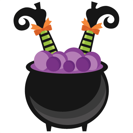 witch in cauldron svg scrapbook cut file cute clipart files for rh pinterest com witches cauldron clipart free cauldron clipart free