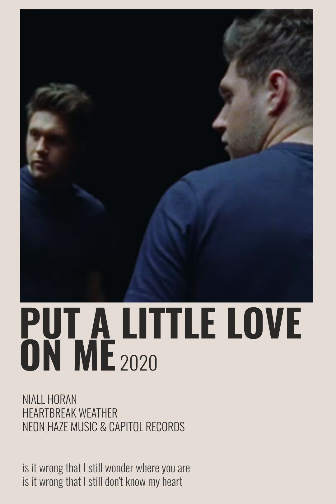 Put A Little Love On Me One Direction Posters Harry Styles Poster Music Poster