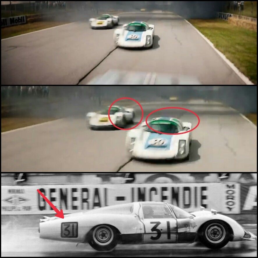 Ford V Ferrari I Ve Just Seen A Mistake From The Trailer The