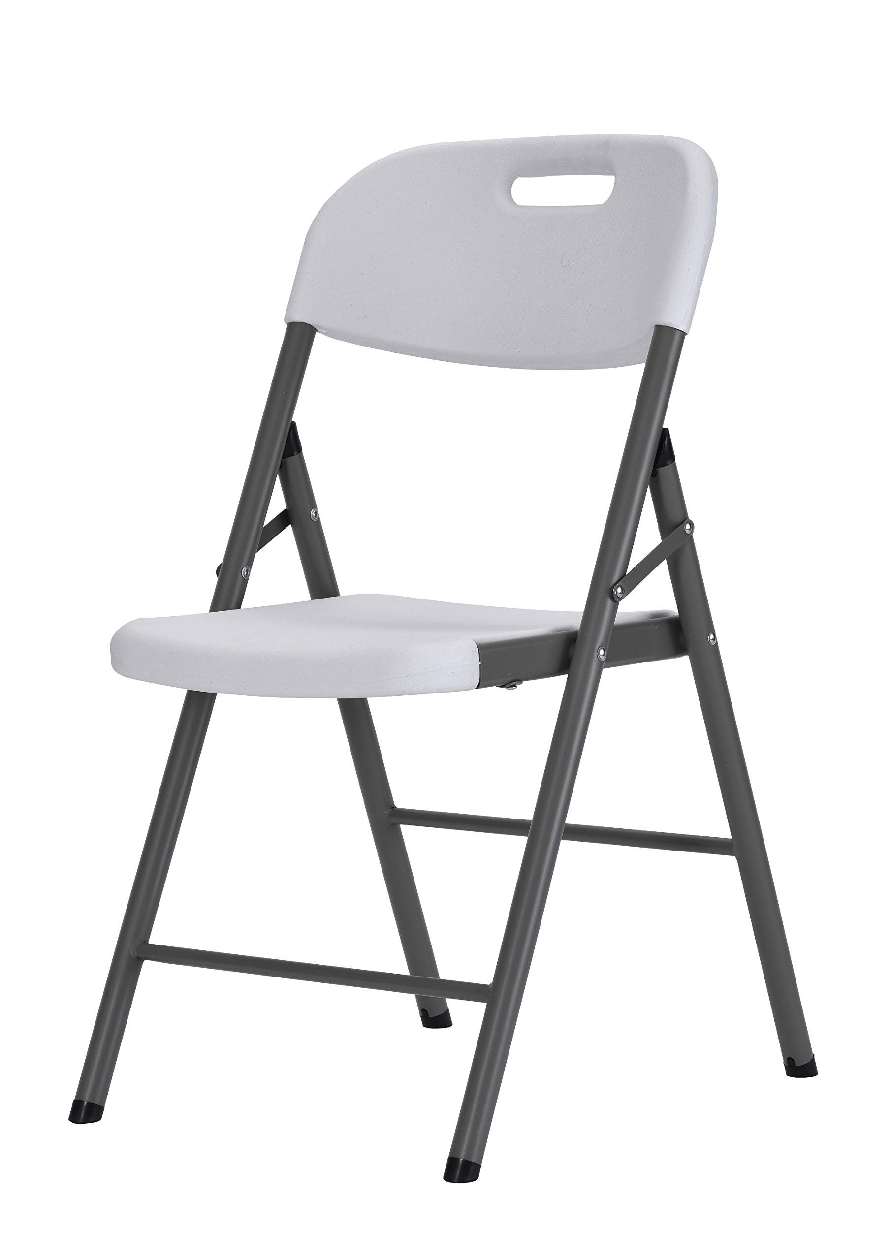 Sandusky Lee Fpc182035 Wv2 Resin Folding Chair White Pack Of 4 Folding Chair Plastic Folding Chairs Chair