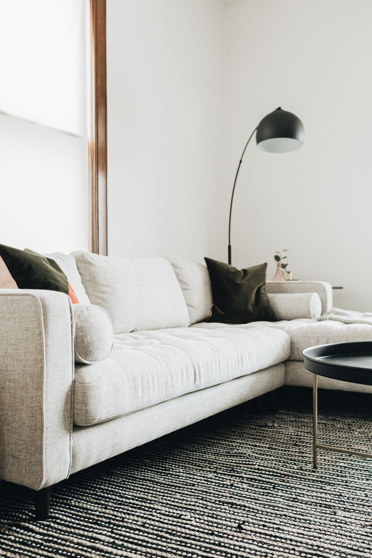Awesome Sven Birch Ivory Right Sectional Sofa In 2019 Sectional Creativecarmelina Interior Chair Design Creativecarmelinacom