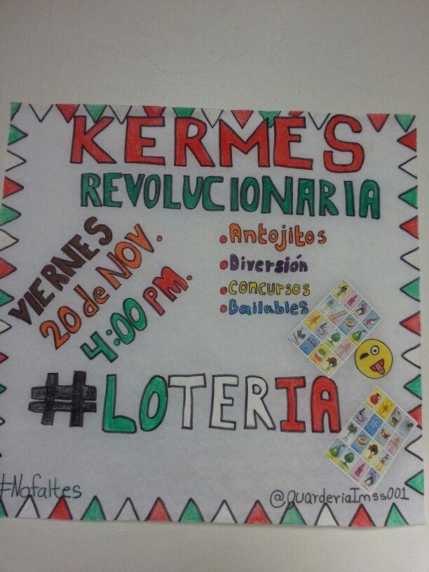 Invitación Para La Kermes Kermes Mexicana Fiesta Mexicana