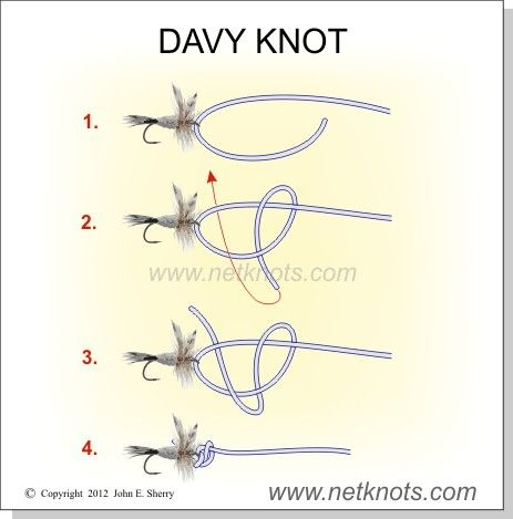 Davy knot a very very easy and strong knot to tie especially a very very easy and strong knot to tie especially when ccuart Image collections