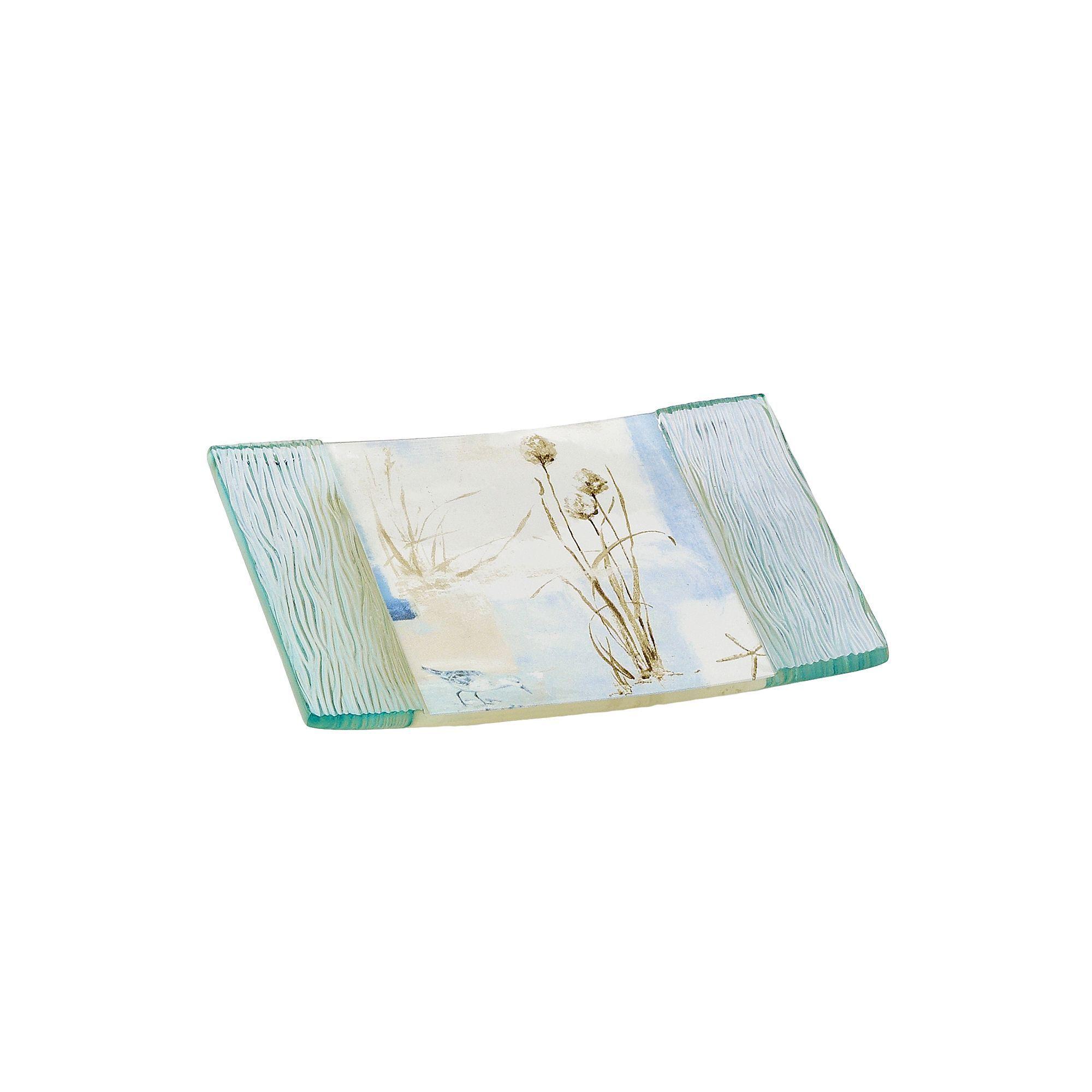 Avanti Blue Waters Soap Dish Diy bathroom decor, Soap