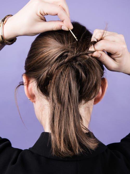 schnelle frisuren » schöne & einfache frisuren | frisuren