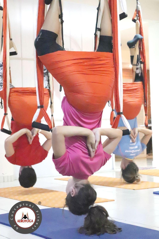 Yoga aereo pilates aereo air yoga air pilates aerial yoga