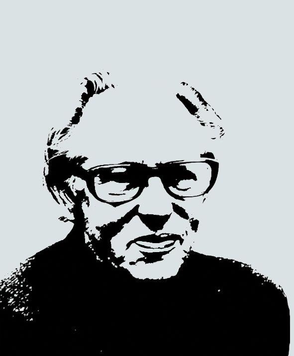 Portrait of Mogens Lassen