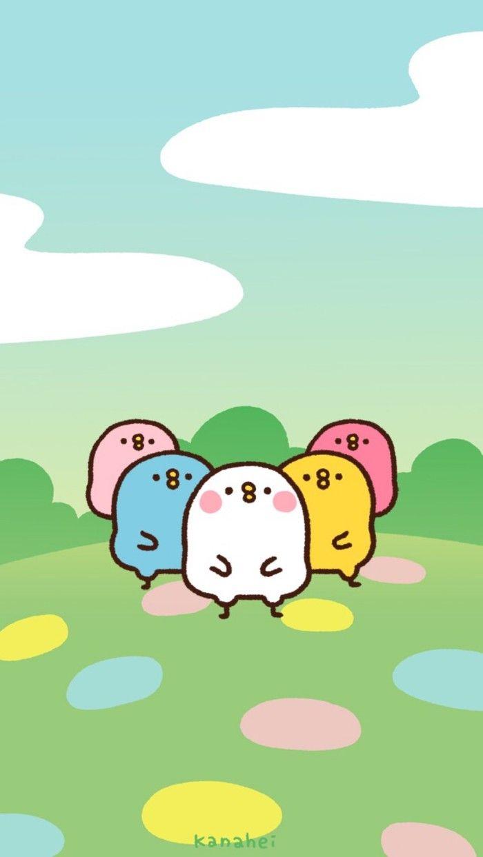 kanahei カナヘイ wallpaper墙纸 卡通兔兔【喜欢请点进专辑】勿偷圖【拜托大家千万别偷图!我会share更多】