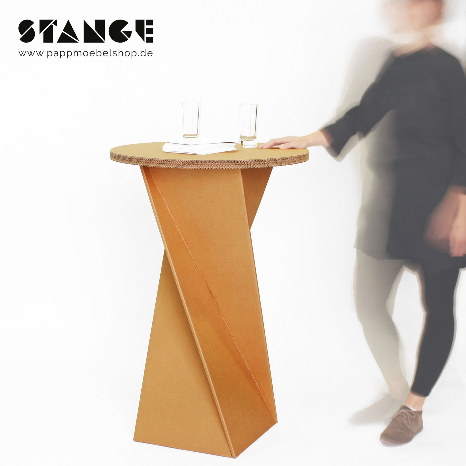 Stehtisch Holz Klappbar Stehtisch Twist Upcycling Furniture Design Furniture Und Table
