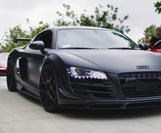 Audi R8 2018 Black -