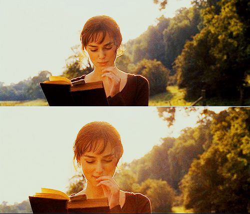 How I think I look while reading a book lol ;) just kidding!