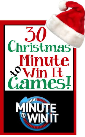 It Christmas.Christmas Holiday Theme Minute To Win It Games Christmas