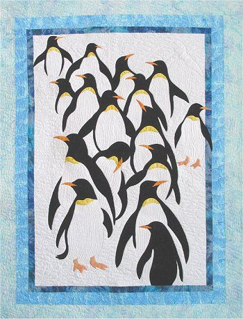 Standing Room Only Quilt Pattern - The Virginia Quilter