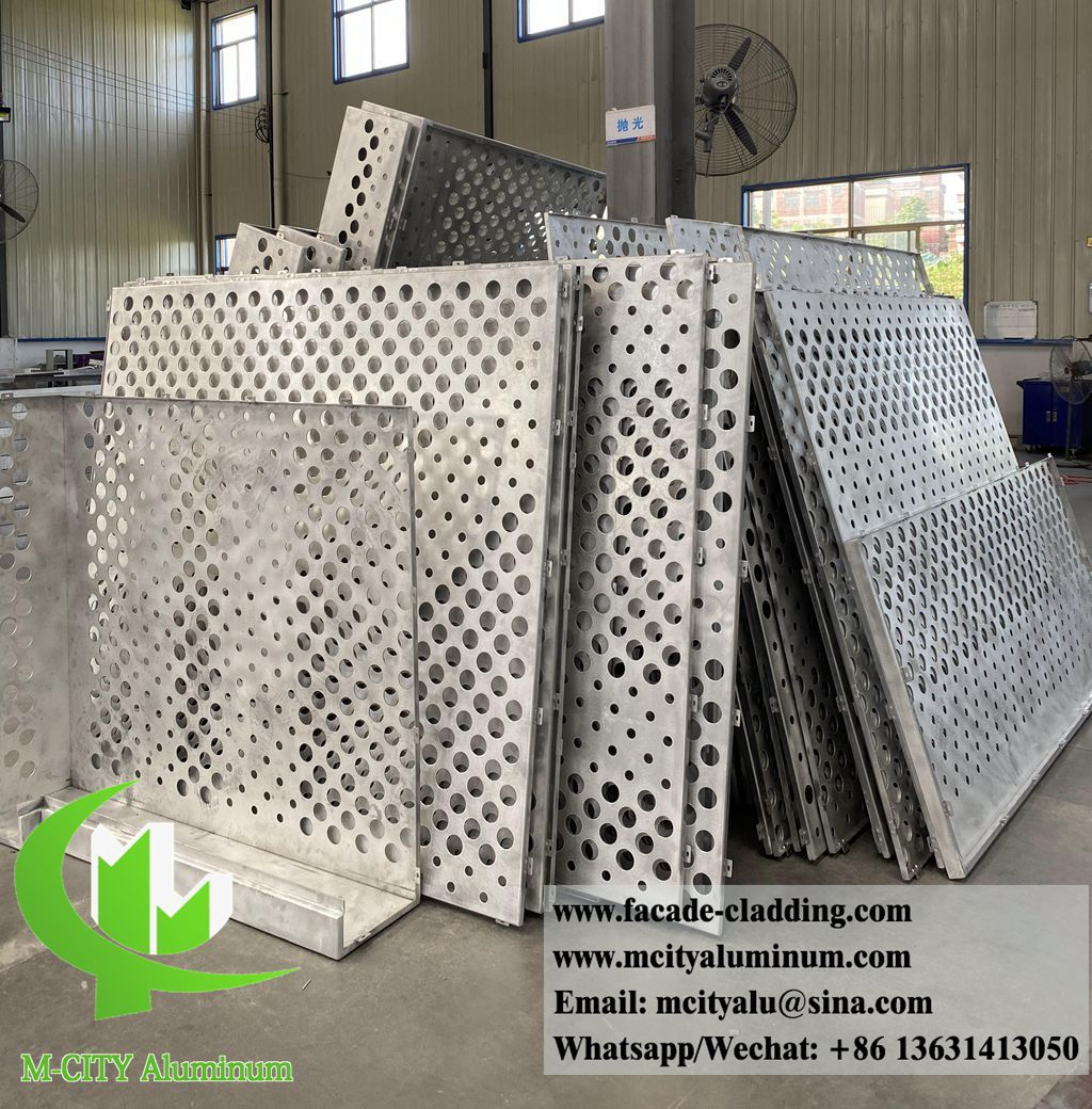 Punching Panel Metal Sheet Aluminum Cladding For External Wall Cladding Decoration In 2020 Aluminium Cladding Aluminium Cladding Panels Cladding Panels