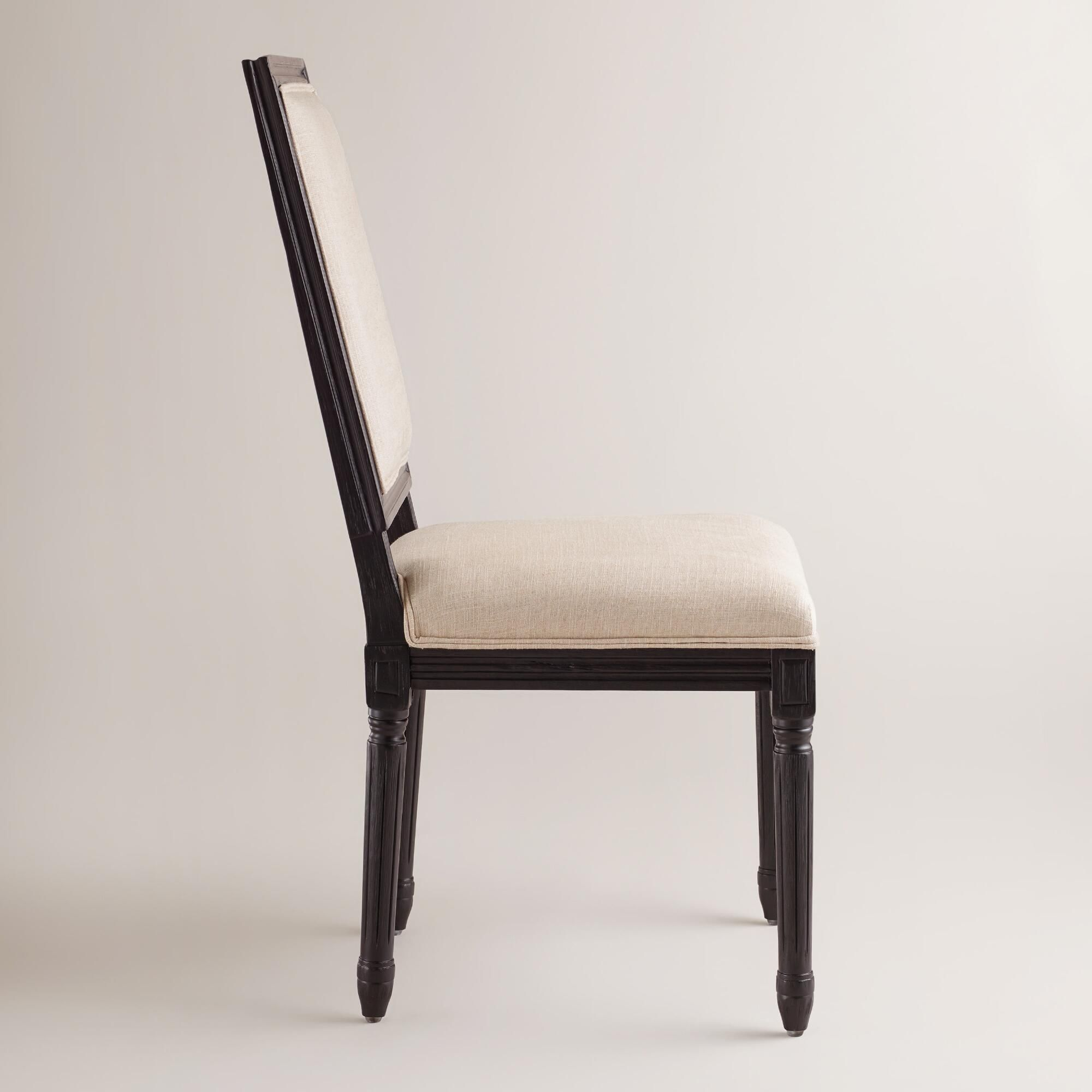 Design Define Silhouette boasting a timeless silhouette our square back dining chairs define elegance crafted of