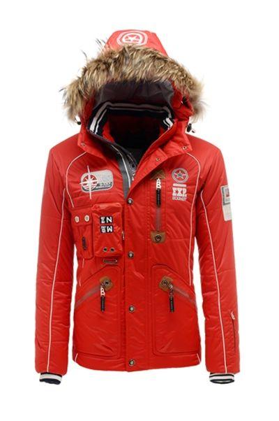 New Bogner Men 3208 Red Eric-D Ski Jacket   Ski   Pinterest ... cd9f917dbc