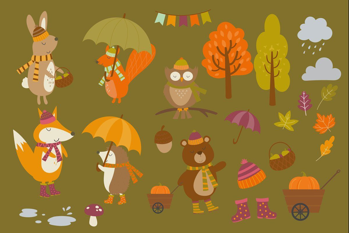 Hello Autumn , #affiliate, #woodland#animals#dressed#set #Ad #helloautumn Hello Autumn , #affiliate, #woodland#animals#dressed#set #Ad #helloautumn