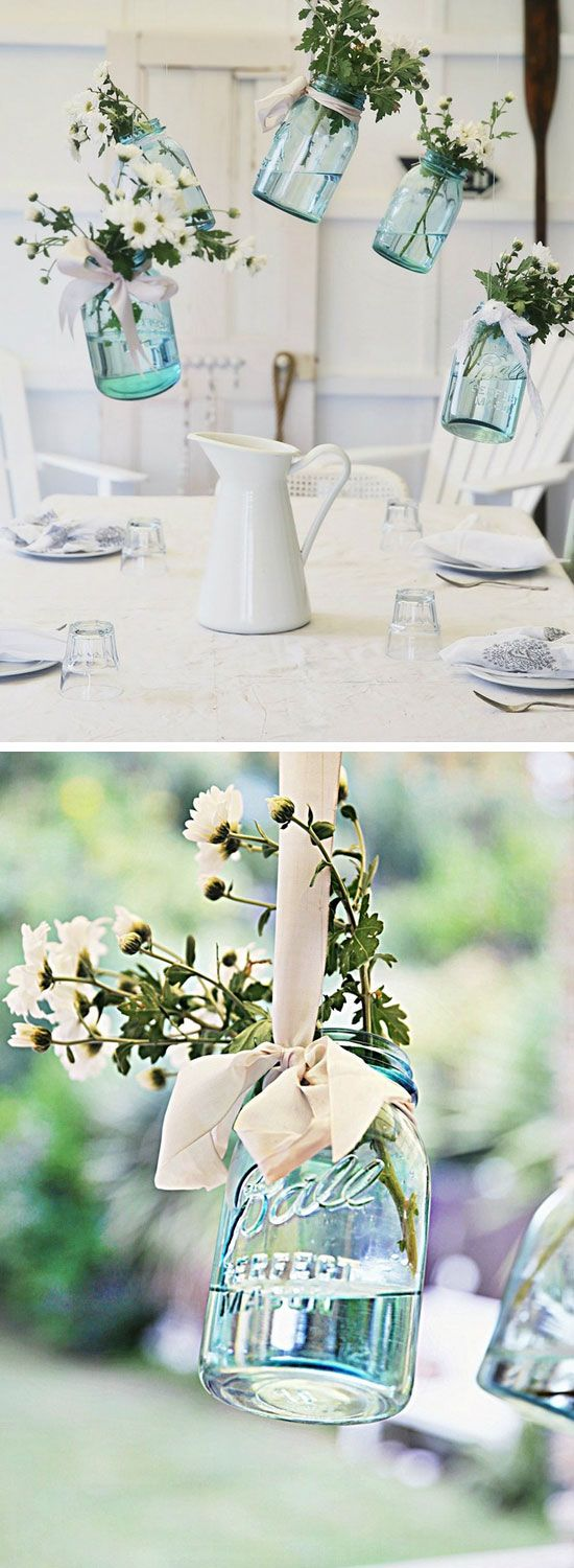 22 Stunning DIY Wedding Decorations on a Budget | Diy rustic ...