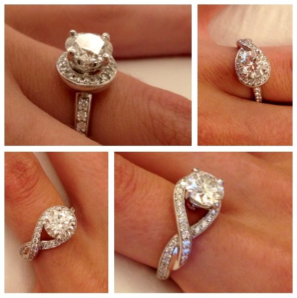 Stunning And Meaningful Engagement Ring Engaged And Loving It