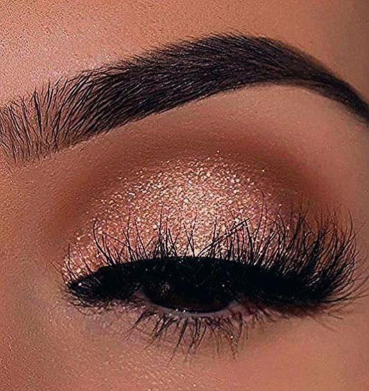 Photo of Glitzer Make-up   – Augen Make-Up – #Augen #Glitzer #Makeup