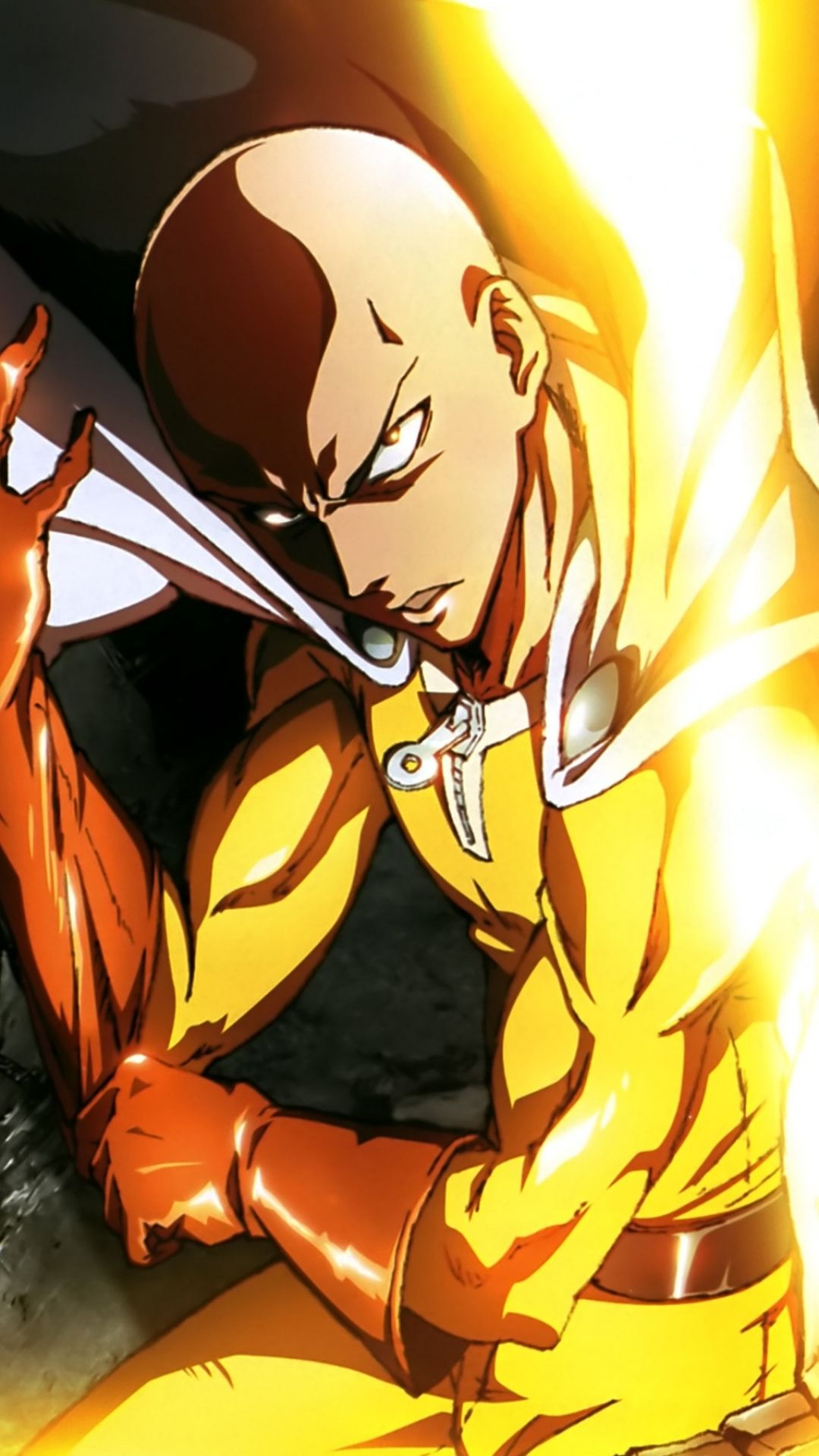 HD Wallpaper 25 Anime, Imagem de anime, Saitama