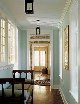 Transoms Over Doors | transom windows over doors are a great idea- the make the space seem ...