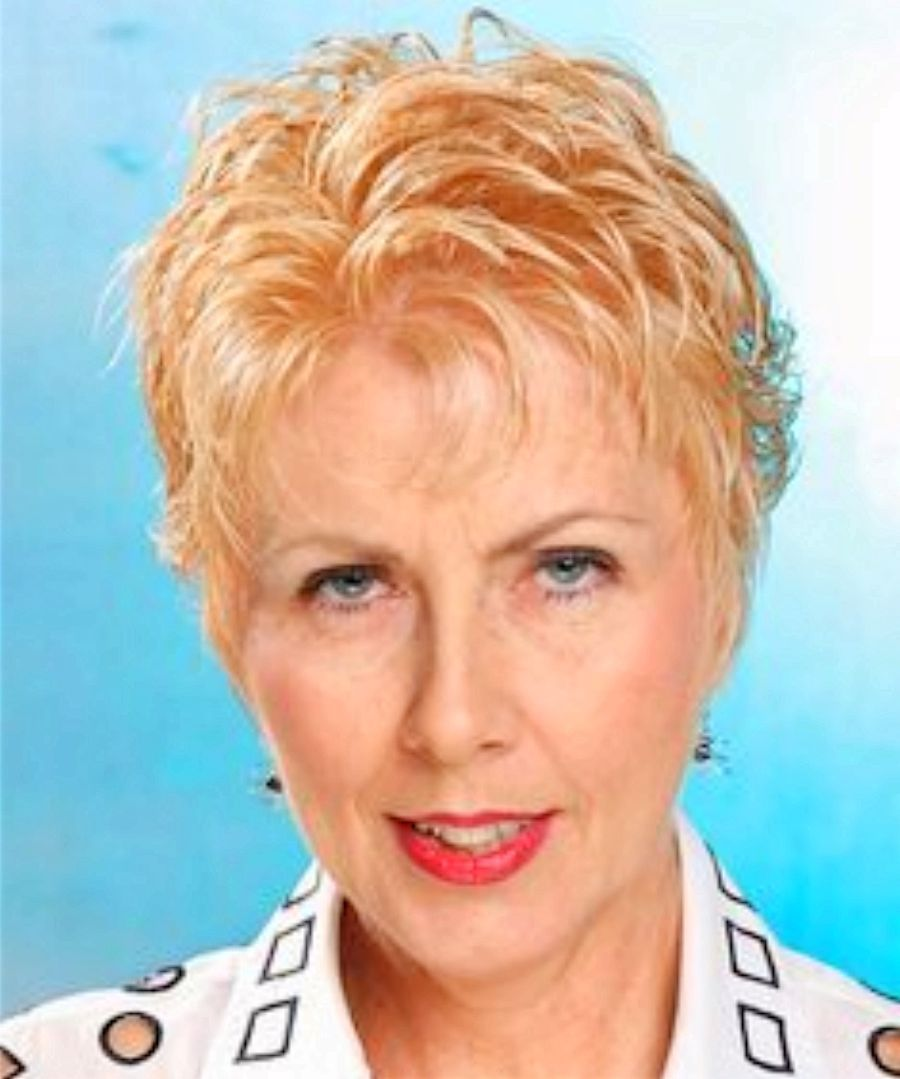 Short Hairstyles For Women Over 60 tutorials hairstyle