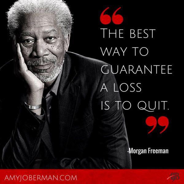12 Inspirational Quotes From Famous Actors On Acting Rejection Perseverance Inspirational Celebrity Quotes Morgan Freeman Quotes Quotes By Famous People