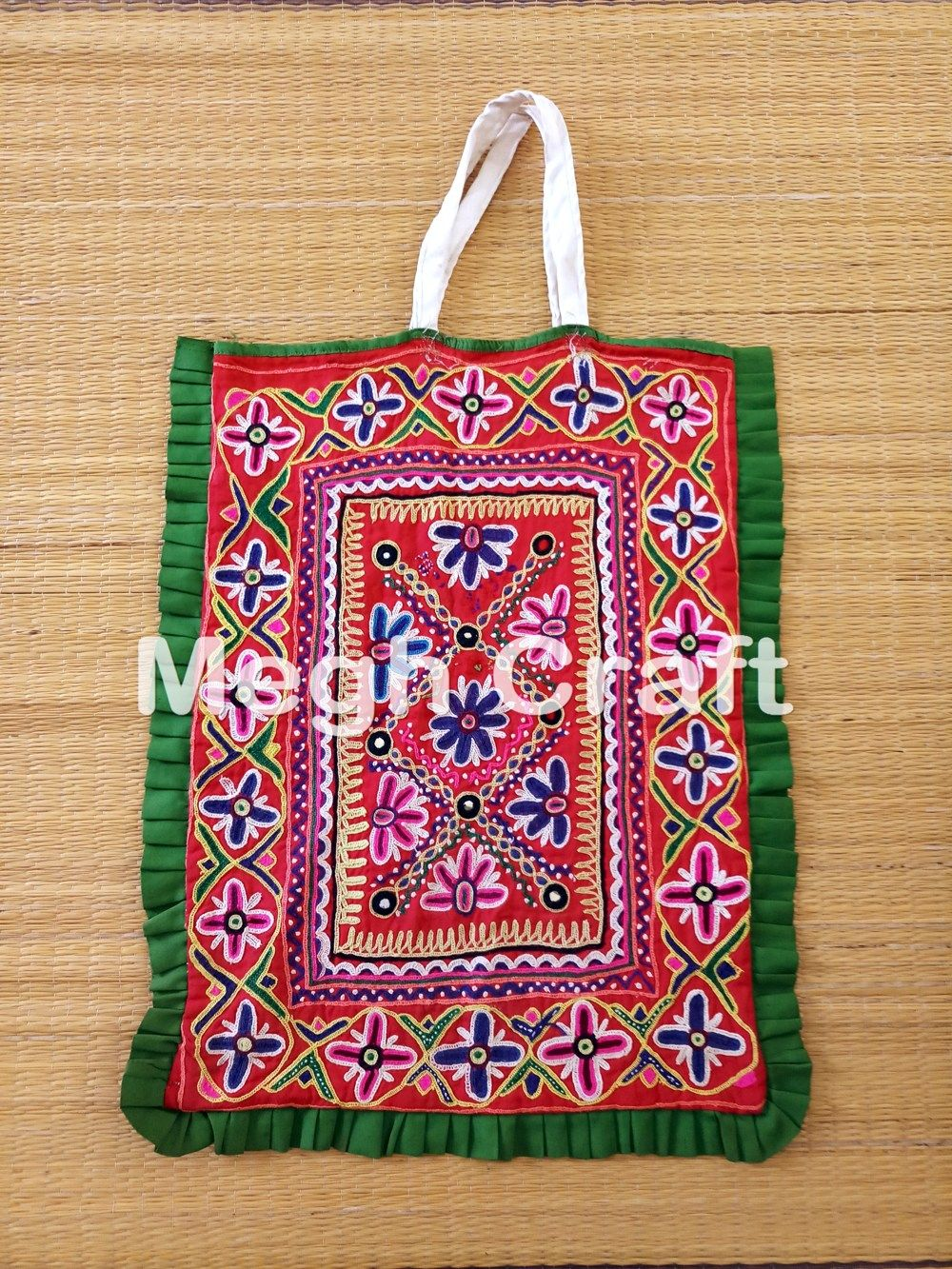 eda1d8b4c141 ... VINTAGE TRADITIONAL THELI HANDBAG by Craft   Fashion. Handmade Gypsy  Banjara Bag- Indian Banjara Handmade Bag - BY  CraftsOfGujarat   craftnfashion