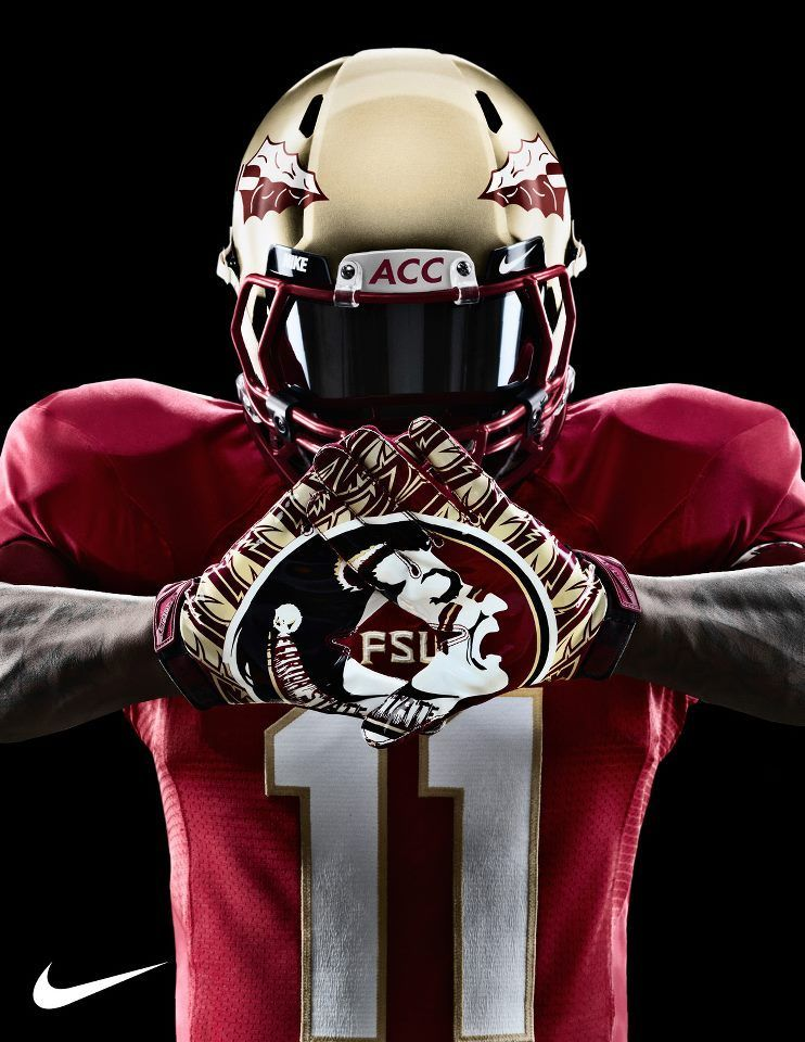 Florida State Nike Pcu Google Image Result For Http Counterkicks Com Wp Content Uploads 2012 09 Nike Football Helmet Design Fsu Football Football Helmets