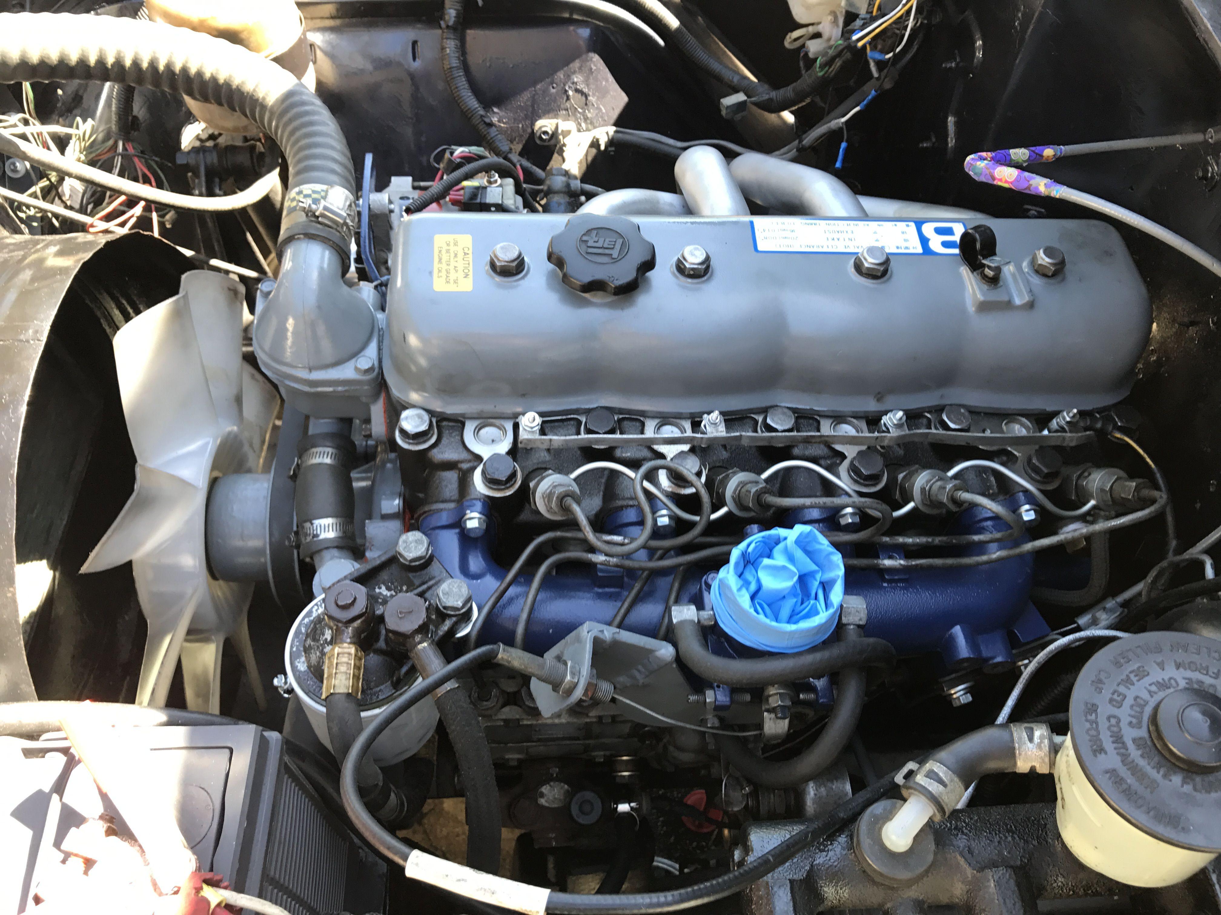 Toyota B Engine Diesel Cruisers Diesel Toyota