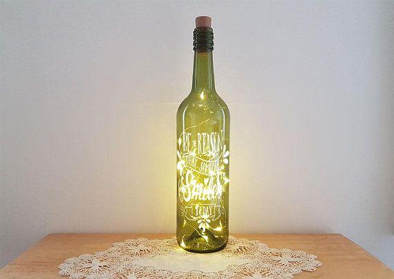 Bottle Light Kit Be The Reason Somebody Smiles Today