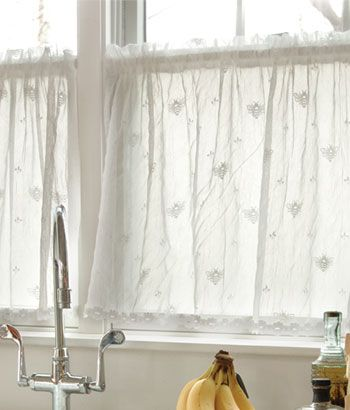 tier curtains honeybee trimmed tier curtains - country curtains