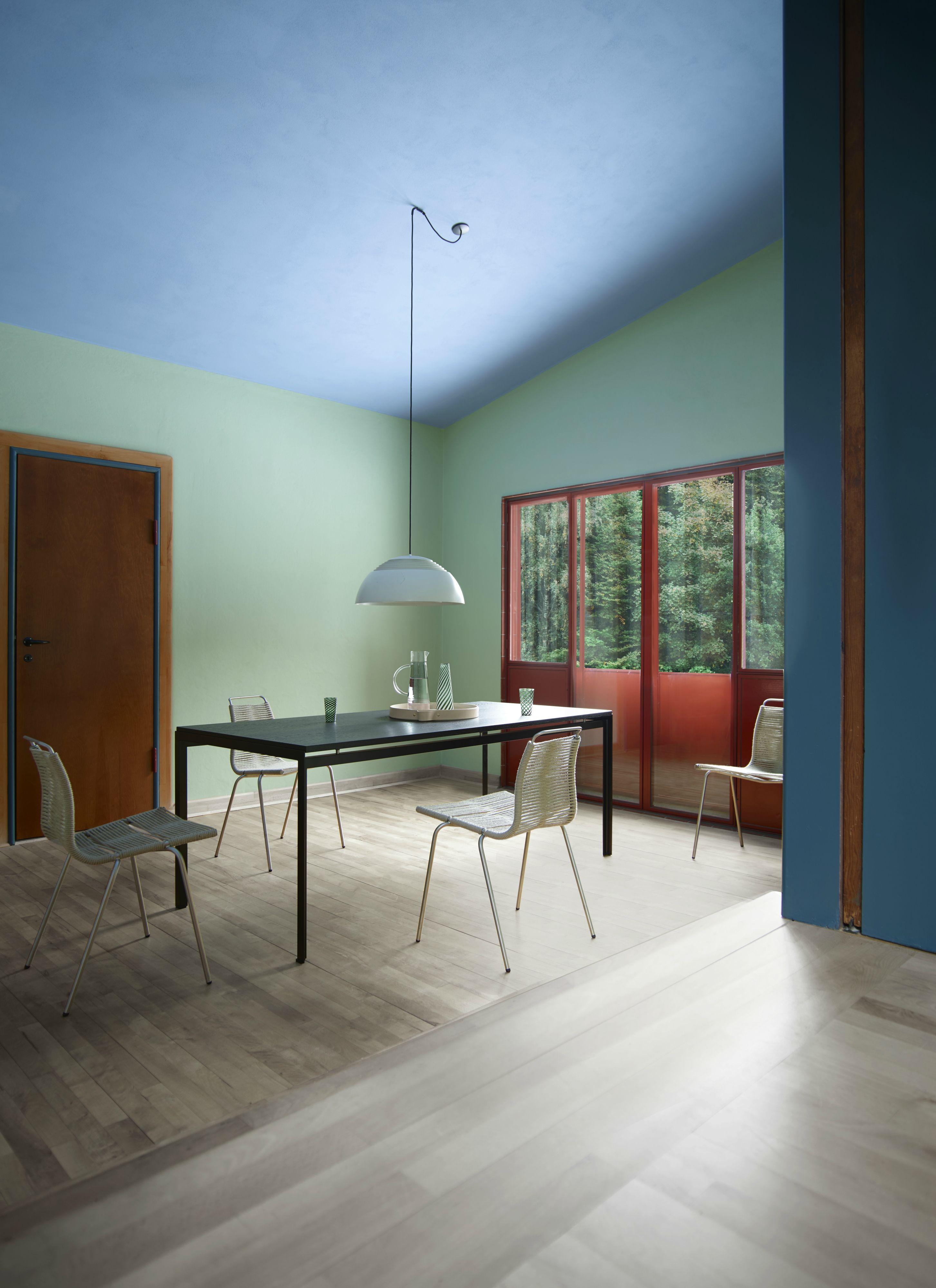 Esszimmer Farben | Farbtrend Water Esszimmer Farben Pinterest Farben Esszimmer
